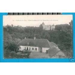 89 - HOTEL DU MARECHAL DE CHASTELLUX SUR CURE - CHATEAU