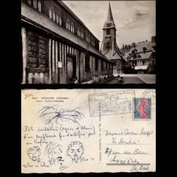 14 - Honfleur - Eglise Ste Catherine - CPSM