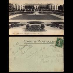 14 - Deauville - Le Casino et les Jardins
