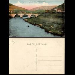 15 - Environs de Chaudes-Aigues - Pont de Lanau sur la Truyere