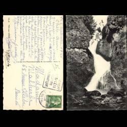 15 - Vic sur Cere - Cascade de la Conche