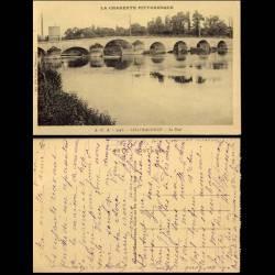 16 - Chateauneuf - Le pont