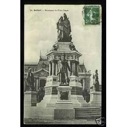 90 - Belfort - Monument des Trois Sieges