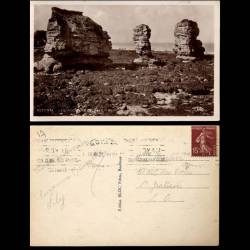 17 - Royan - Les rochers de Vallieres