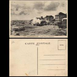 17 - Chatelailln plage - Grande Marée aux Boucholeurs