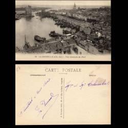 17 - La Rochelle - Vue generale du port