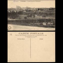 18 - Bourges - Vue generale prise de Beauregard