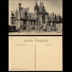 18 - Bourges - Le Palais de Jacques Coeur