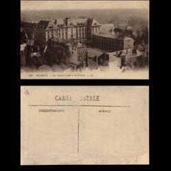 18 - Bourges - La Caserne Condé à vol d'oiseau