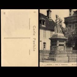 18 - Bourges - Statue de Jacques Coeur