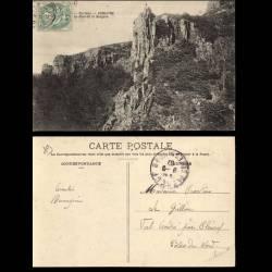 19 - Aubazine - Le saut de la bergere