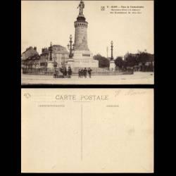 21 - Dijon - Place du Trente-Octobre
