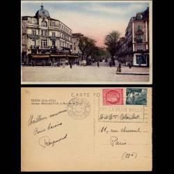21 - Dijon - Avenue Marechal Foch et rue de la gare