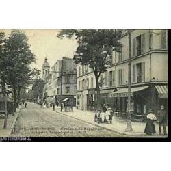 92 - Montrouge - Avenue de la republique