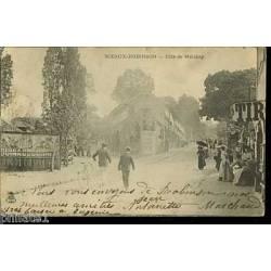 92 - Sceaux-Robinson - Cote de Malabry - Animee
