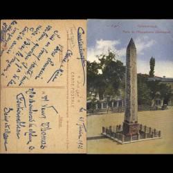 Turquie - Constantinople - Place de l'hippodrome