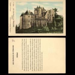 24 - Les chateaux du Périgord - Feyrac