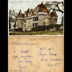 24 - Chateau de Monbazillac près Bergerac au centre des vignobles réputés
