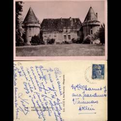 24 - Thiviers - Chateau de Laxion - Petit pli