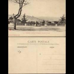 26 - Valence - Terrasse Championnet et ruines de Crussol