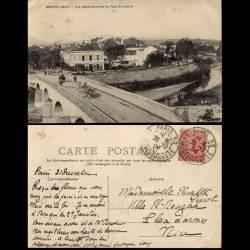 26 - Montélimar - Vue générale prise du Pont de Pierre
