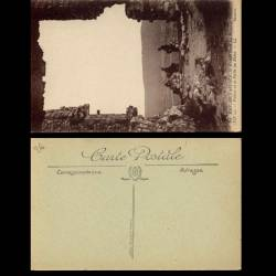 26 - Environs de Valence - Grande porte des ruines de Crussol