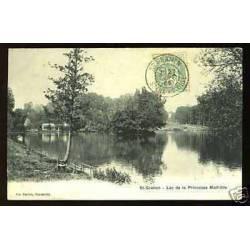 95 - Saint Gratien - Lac de la princesse Mathilde