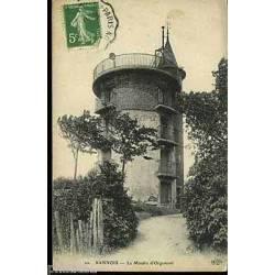 95 - Sannois - Le moulin d'Orgemont