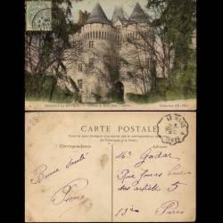 28 - Nogent le Rotrou - Chateau de Saint Jean - L'entrée