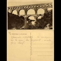 30 - Nimes - Le pont du Gard