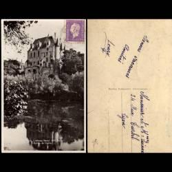 36 - Chateau Raoul - XVe siecle - Bords de l'Indre