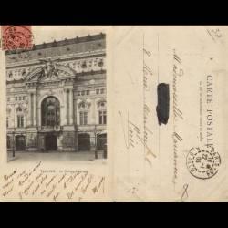 37 - Tours - Le théatre municipal - 1905