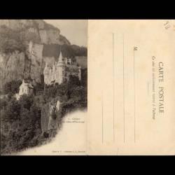 38 - Chateau des cotes de Sassenage