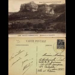 39 - Environs d'Arbois - Rocher de la Chatelaine