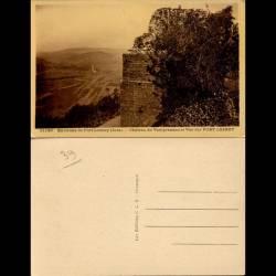 39 - Environs de Port Lesney - Chateau de Vaulgrenans et vue sur Port Lesney