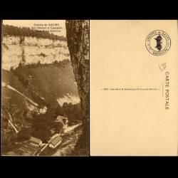 39 - Grottes de Baume - Hotel des Grottes et cascades
