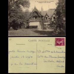 40 - Saint Avaugourd des Landes - Chateau de Bois Renard
