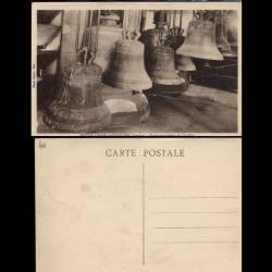 40 - Notre dame de Buglose - Quelques cloches du carillon