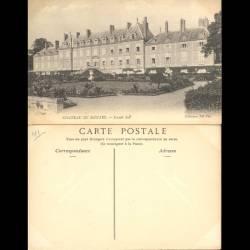 41 - Chateau de Ménars - Façade Sud