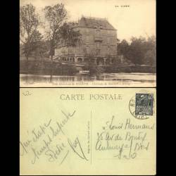 42 - Environs de Roanne - Chateau de Bonvert à Mably