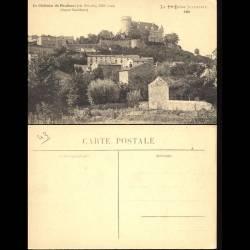43 - Le chateau de Paulhac près Brioude - XIIIe siecle