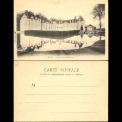 45 - Clery - Chateau du Mardereau - Dos non divisé