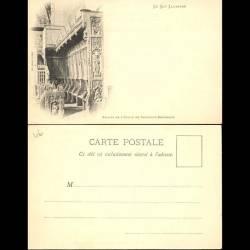 46 - Le lot illustré - Stalles de l'eglise de Castelnau-Bretenoux
