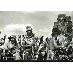 Afrique du Sud - Festival Zoulous - CPSM