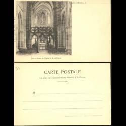 51 - L'Epine - Jubé et choeur de l'eglise N.D. de l'Epine