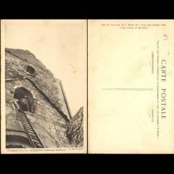 51 - Sommesous - Observateur dans la tour - 1914-1915