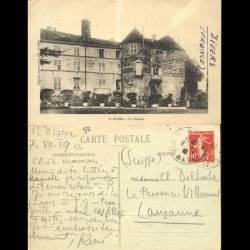 52 - Saint Dizier - Le chateau