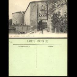 52 - Langres - Porte de Sous-Murs