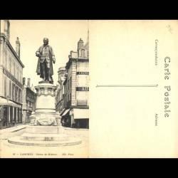 52 - Langres - Statue de Diderot