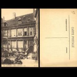 52 - Langres - Maison de Henri IV